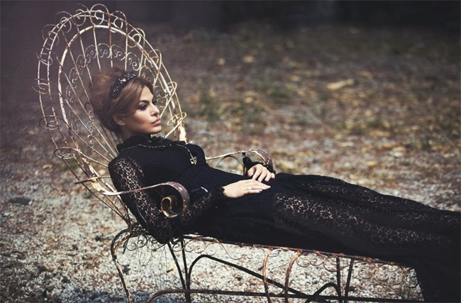 THE EDIT MAGAZINE- Eva Mendes in Saints & Sinners by David Bellemere. Tracy Taylor, September 2013, www.imageamplified.com, Image Amplified (6)