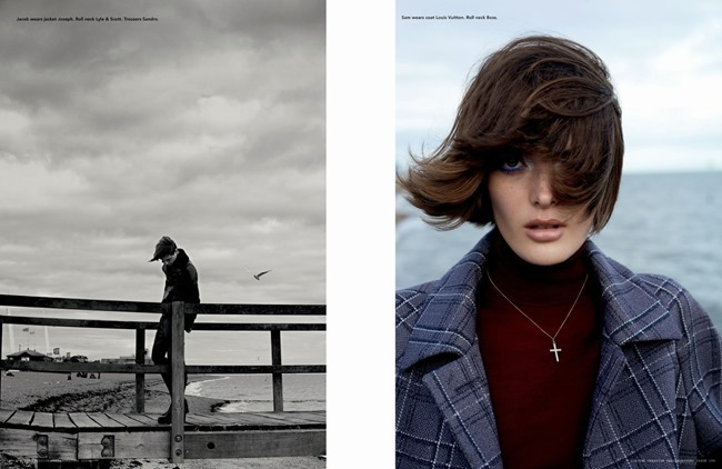 I-D MAGAZINE- Sam Rollinson in No Road is Long With Good Company by Richard Bush. Sarah Richardson, Fall 2013, www.imageamplified.com, Image Amplified (3)