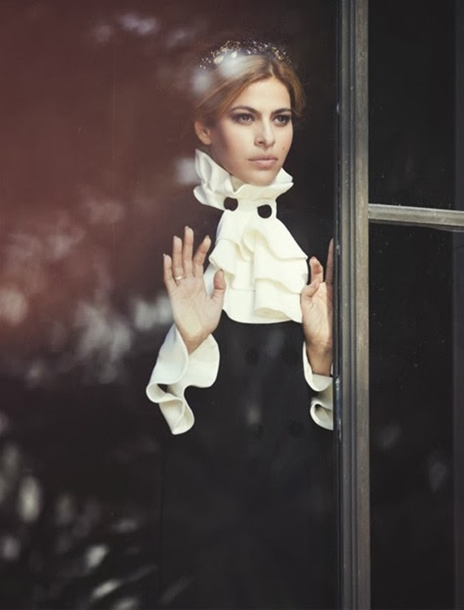 THE EDIT MAGAZINE- Eva Mendes in Saints & Sinners by David Bellemere. Tracy Taylor, September 2013, www.imageamplified.com, Image Amplified (3)