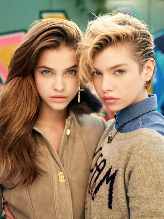 VOGUE JAPAN- Barbara Palvin & Stella Maxwell in On The Wings of Youth by David Mushegain. Aurora Sansone, November 2013, www.imageamplified.com, Image Amplified (7)