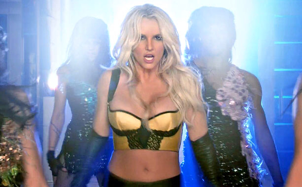 """SOUND CAFFEINE: Britney Spears, """"Work Bitch"""" Official Music Video. Image Amplified imageamplified.com"""