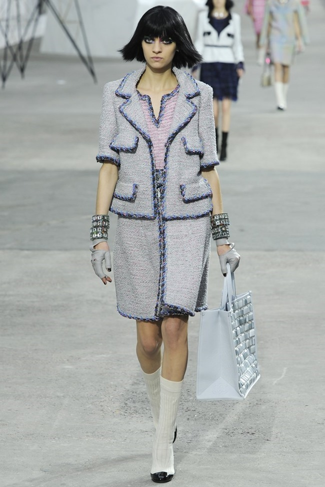 PARIS FASHION WEEK- Chanel Spring 2014. www.imageamplified.com, Image Amplified (12)