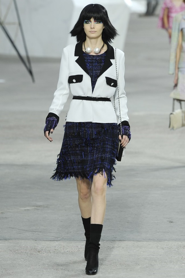 PARIS FASHION WEEK- Chanel Spring 2014. www.imageamplified.com, Image Amplified (13)