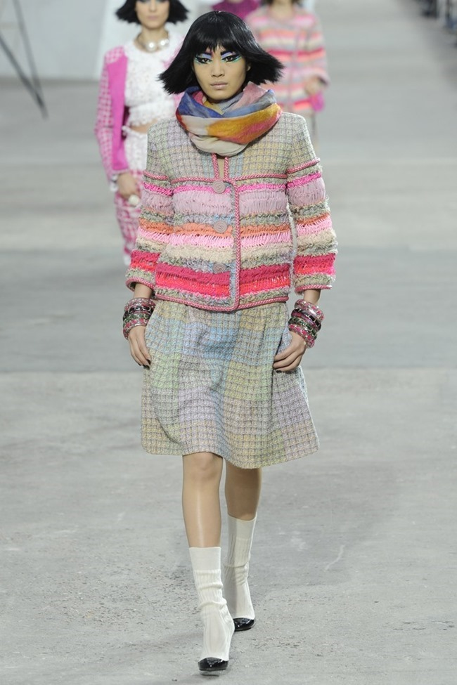 PARIS FASHION WEEK- Chanel Spring 2014. www.imageamplified.com, Image Amplified (16)