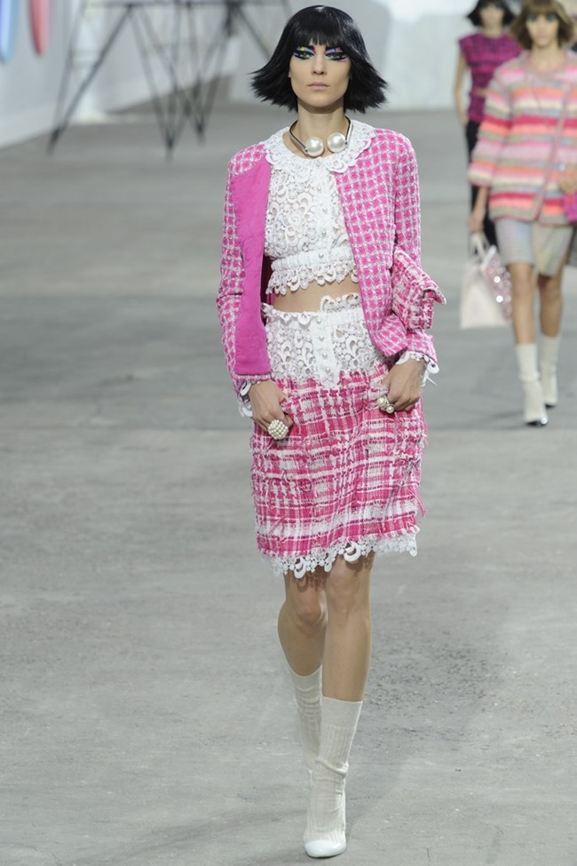 PARIS FASHION WEEK- Chanel Spring 2014. www.imageamplified.com, Image Amplified (17)
