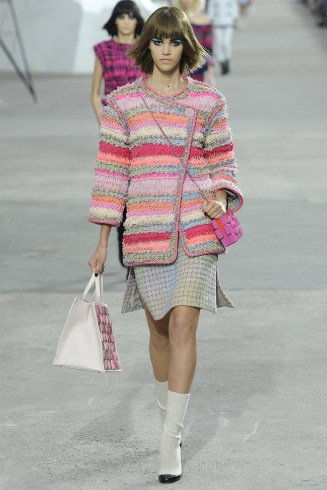 PARIS FASHION WEEK- Chanel Spring 2014. www.imageamplified.com, Image Amplified (18)