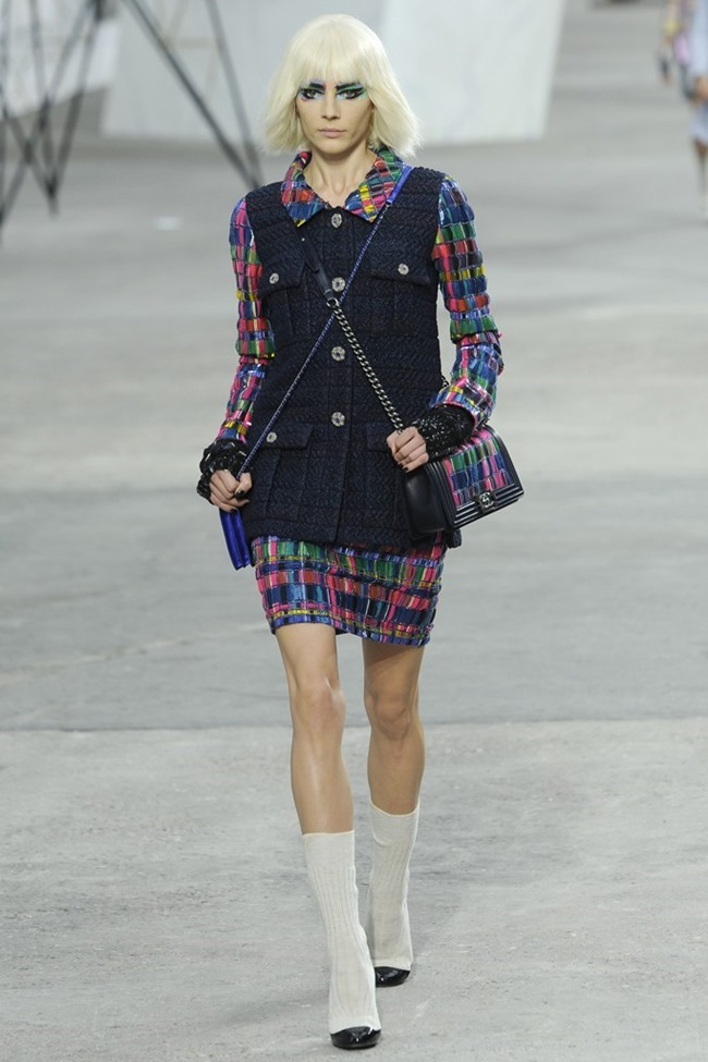 PARIS FASHION WEEK- Chanel Spring 2014. www.imageamplified.com, Image Amplified (22)