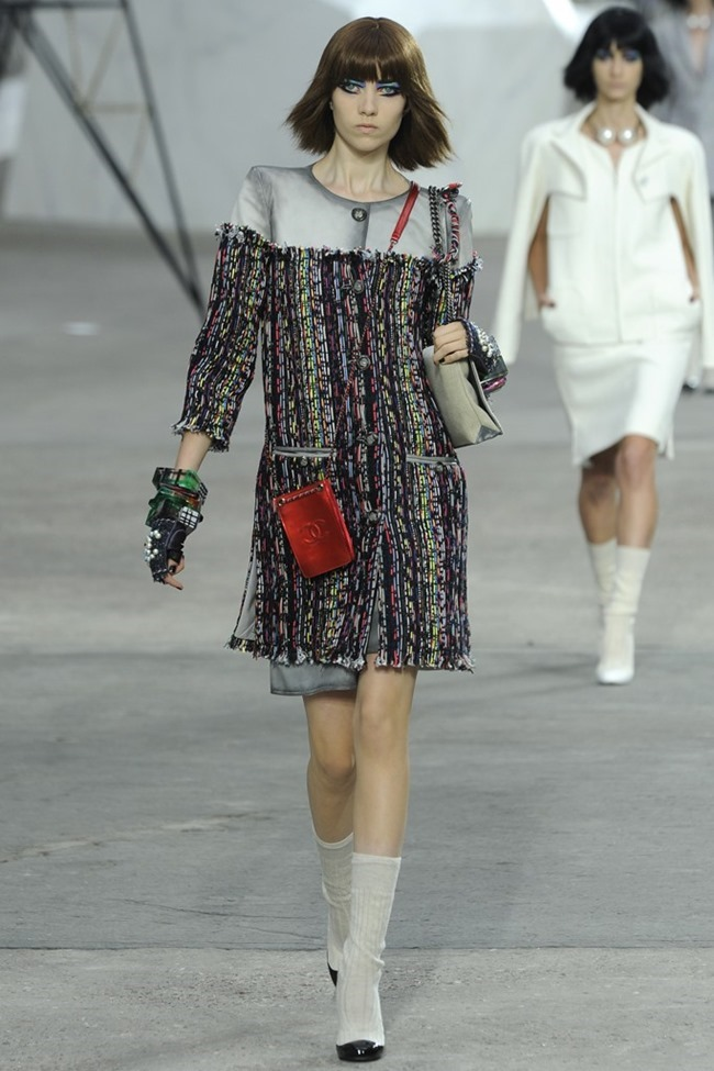 PARIS FASHION WEEK- Chanel Spring 2014. www.imageamplified.com, Image Amplified (25)