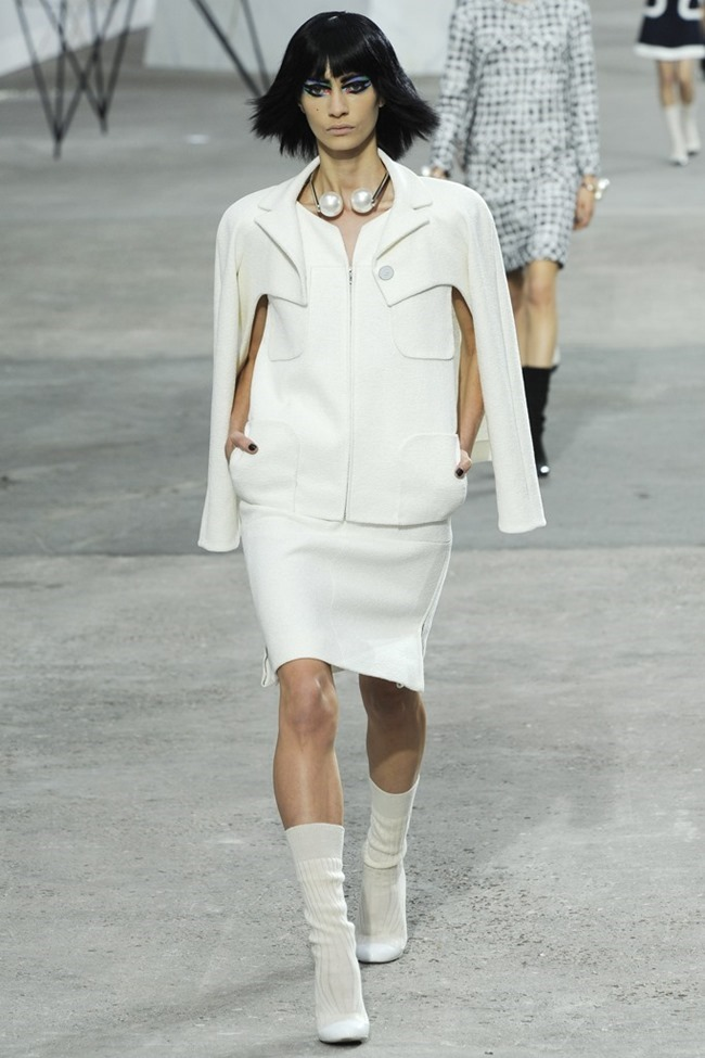 PARIS FASHION WEEK- Chanel Spring 2014. www.imageamplified.com, Image Amplified (26)