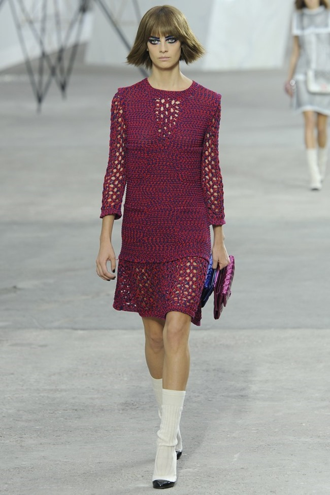PARIS FASHION WEEK- Chanel Spring 2014. www.imageamplified.com, Image Amplified (42)