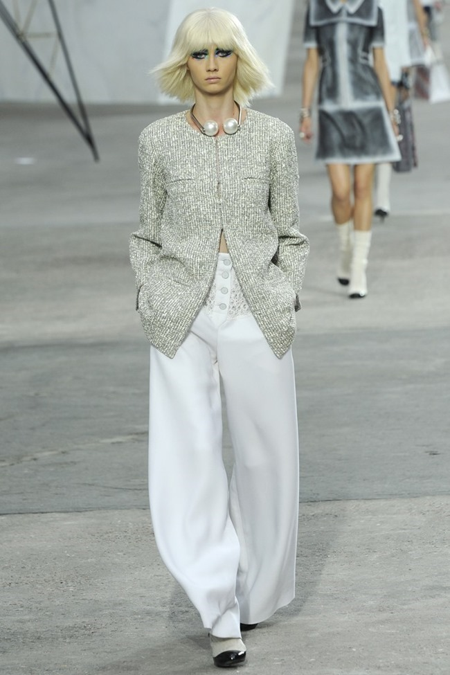 PARIS FASHION WEEK- Chanel Spring 2014. www.imageamplified.com, Image Amplified (45)