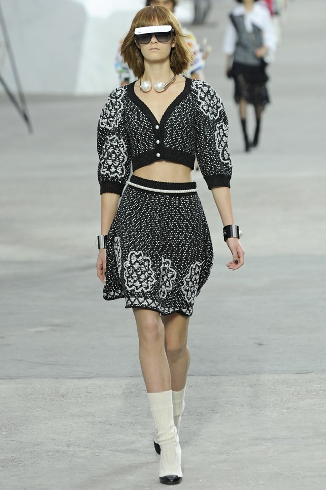 PARIS FASHION WEEK- Chanel Spring 2014. www.imageamplified.com, Image Amplified (53)