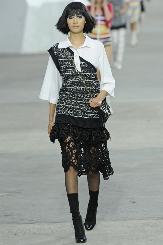 PARIS FASHION WEEK- Chanel Spring 2014. www.imageamplified.com, Image Amplified (55)