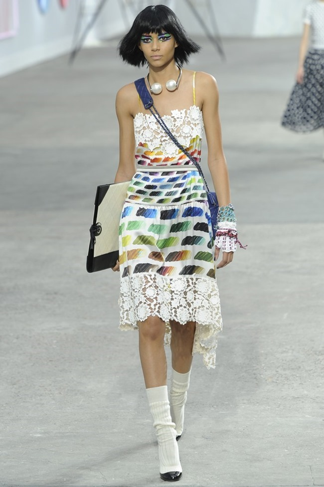 PARIS FASHION WEEK- Chanel Spring 2014. www.imageamplified.com, Image Amplified (70)