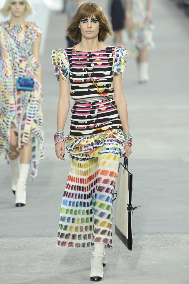 PARIS FASHION WEEK- Chanel Spring 2014. www.imageamplified.com, Image Amplified (74)