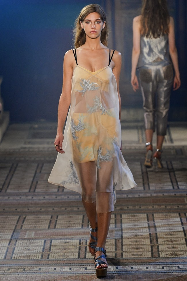 PARIS FASHION WEEK- Maiyet Spring 2014. www.imageamplified.com, Image Amplified (5)