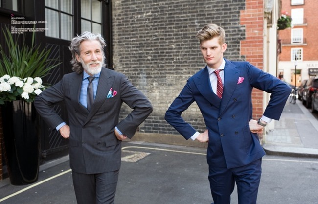 HAPRER'S BAZAAR CHINA- Aiden Shaw & Matt King in Father & Son by Frederic Aranda. October 2013, www.imageamplified.com, Image Amplified (1)
