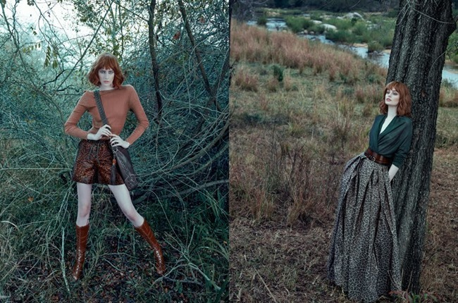 HARPER'S BAZAAR BRAZIL- Thairine Garcia in Out of Africa by Gui Paganini. Renata Correa, October 2013, www.imageamplified.com, Image Amplified (4)