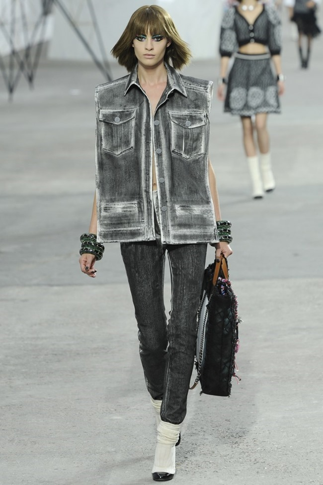 PARIS FASHION WEEK- Chanel Spring 2014. www.imageamplified.com, Image Amplified (52)