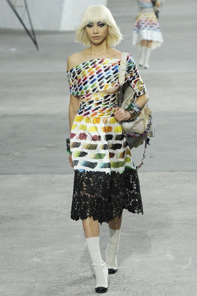PARIS FASHION WEEK- Chanel Spring 2014. www.imageamplified.com, Image Amplified (66)