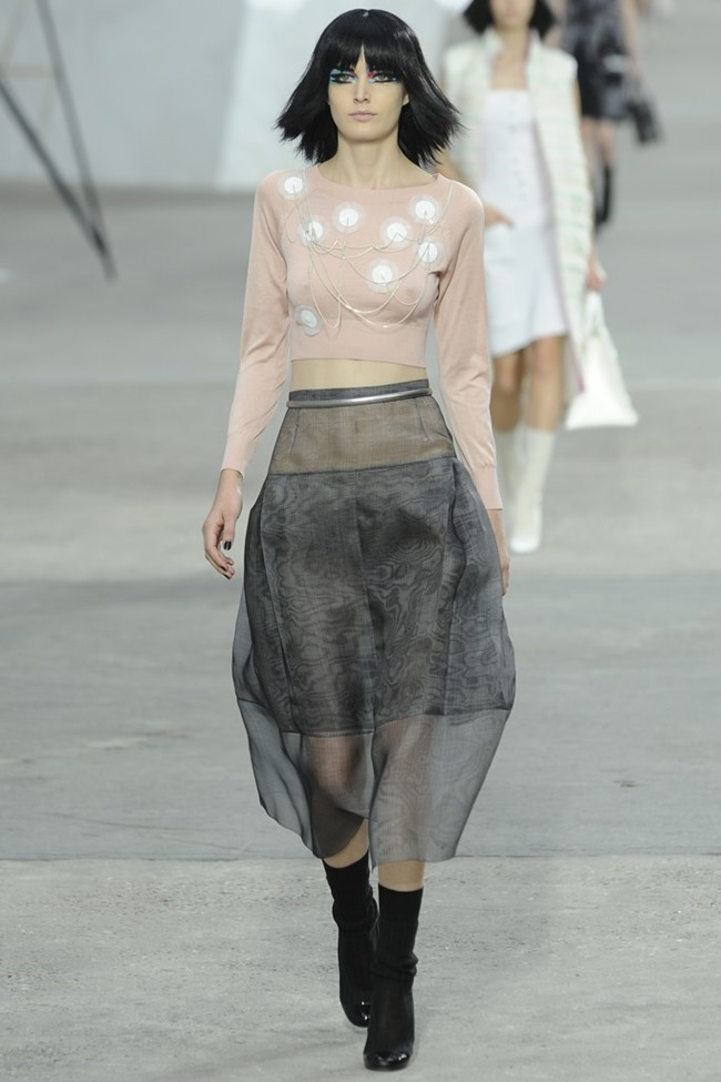 PARIS FASHION WEEK- Chanel Spring 2014. www.imageamplified.com, Image Amplified (83)