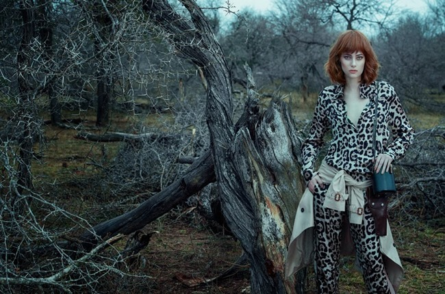 HARPER'S BAZAAR BRAZIL- Thairine Garcia in Out of Africa by Gui Paganini. Renata Correa, October 2013, www.imageamplified.com, Image Amplified (3)