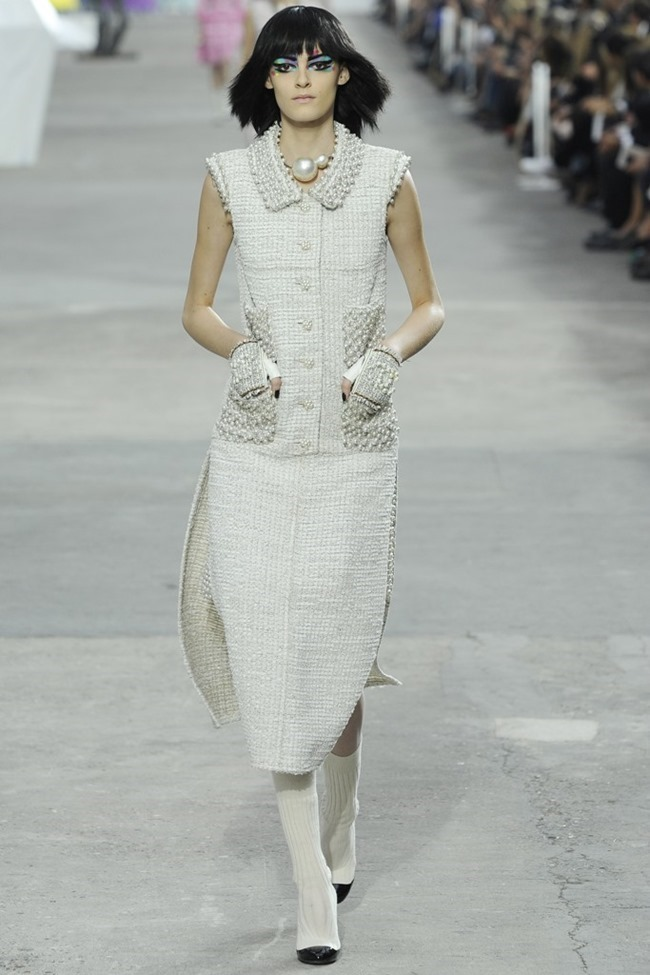 PARIS FASHION WEEK- Chanel Spring 2014. www.imageamplified.com, Image Amplified (5)