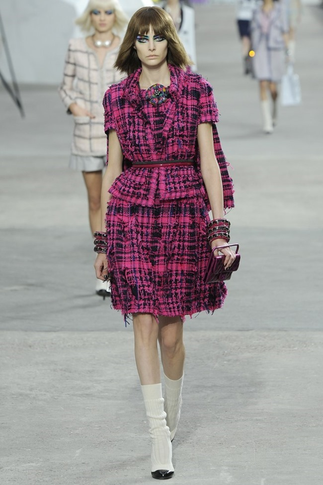 PARIS FASHION WEEK- Chanel Spring 2014. www.imageamplified.com, Image Amplified (9)