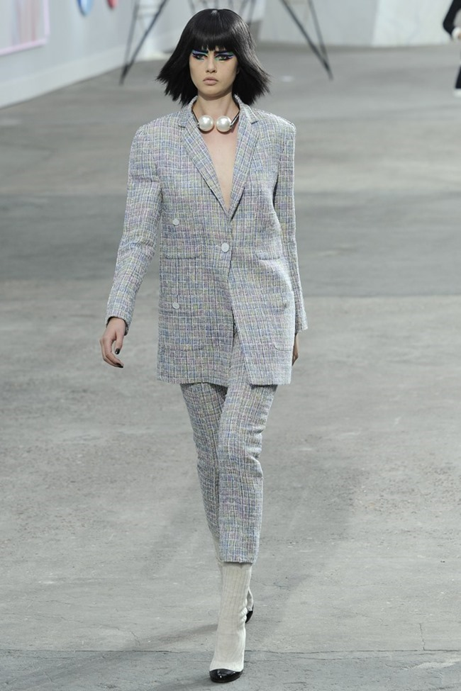 PARIS FASHION WEEK- Chanel Spring 2014. www.imageamplified.com, Image Amplified (28)