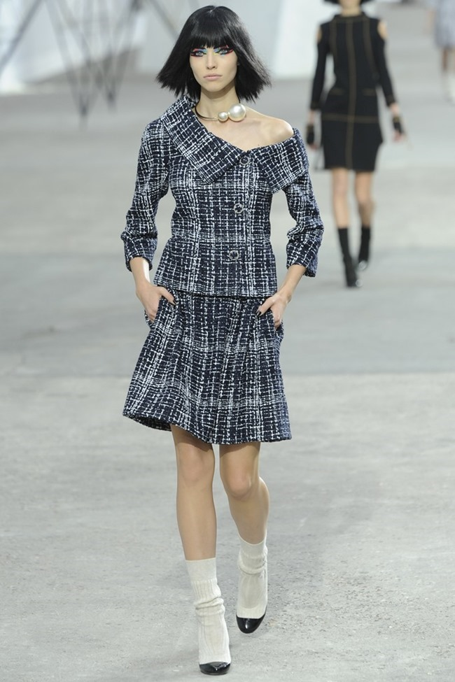 PARIS FASHION WEEK- Chanel Spring 2014. www.imageamplified.com, Image Amplified (31)