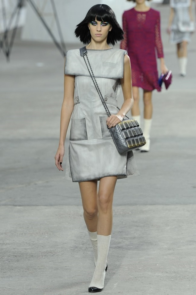 PARIS FASHION WEEK- Chanel Spring 2014. www.imageamplified.com, Image Amplified (41)
