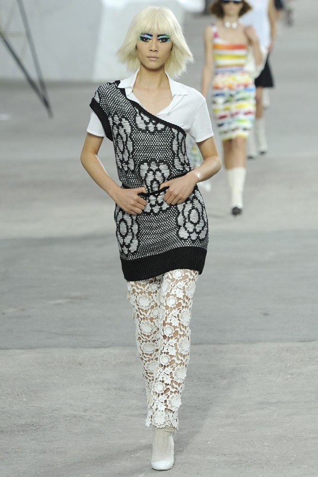 PARIS FASHION WEEK- Chanel Spring 2014. www.imageamplified.com, Image Amplified (57)