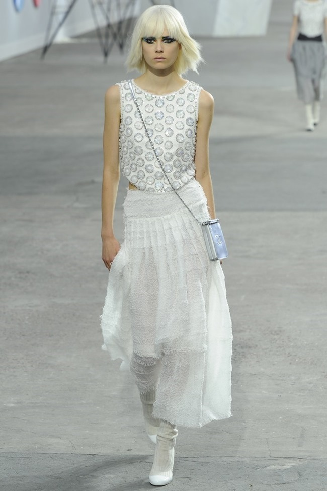PARIS FASHION WEEK- Chanel Spring 2014. www.imageamplified.com, Image Amplified (80)