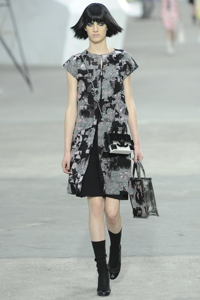 PARIS FASHION WEEK- Chanel Spring 2014. www.imageamplified.com, Image Amplified (85)