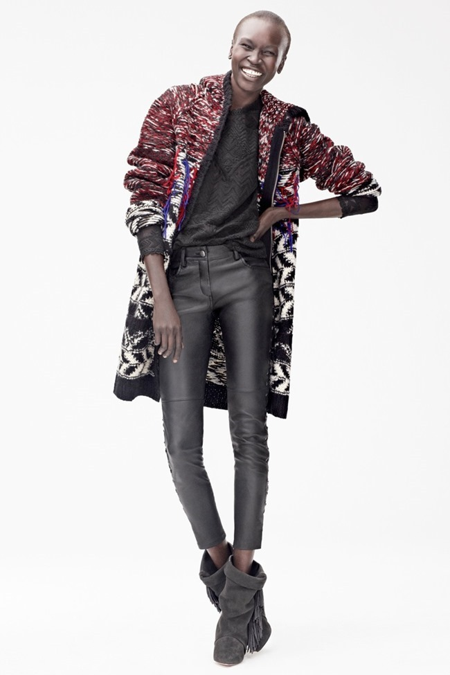 LOOKBOOK- Isabel Marant for H&M Fall 2013. www.imageamplified.com, Image Amplified