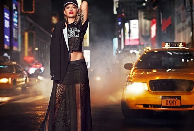 CAMPAIGN- Rita Ora for DKNY Jeans Resort 2014 by Lachlan Bailey. www.imageamplified.com, Image Amplified (2)