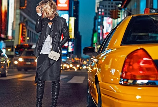 CAMPAIGN- Rita Ora for DKNY Jeans Resort 2014 by Lachlan Bailey. www.imageamplified.com, Image Amplified (6)