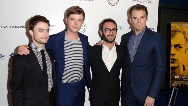 UPDATE: Daniel Radcliffe, Michael C. Hall, Jennifer Jason Leigh Attend Kill Your Darlings Premiere in L.A. Image Amplified www.imageamplified.com