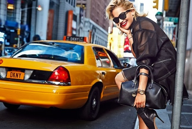 CAMPAIGN- Rita Ora for DKNY Jeans Resort 2014 by Lachlan Bailey. www.imageamplified.com, Image Amplified (4)