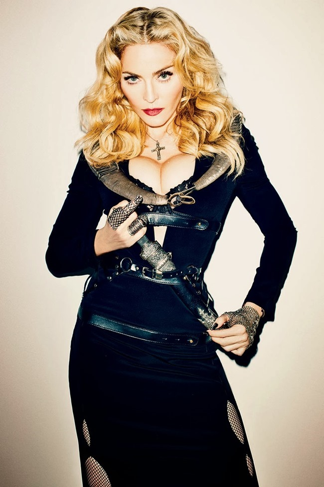 HARPER'S BAZAAR MAGAZINE- Madonna in Truth or Dare$% by Terry Richardson. B Akerlund, November 2013, www.imageamplified.com, Image Amplified (4)