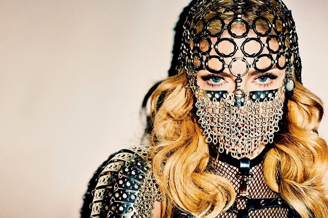 HARPER'S BAZAAR MAGAZINE- Madonna in Truth or Dare$% by Terry Richardson. B Akerlund, November 2013, www.imageamplified.com, Image Amplified