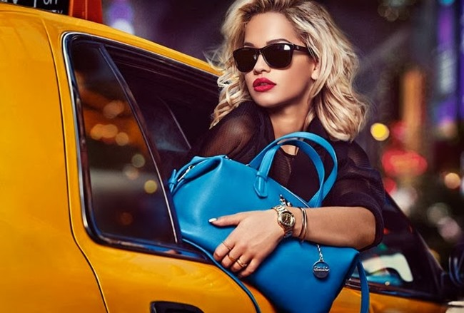 CAMPAIGN- Rita Ora for DKNY Jeans Resort 2014 by Lachlan Bailey. www.imageamplified.com, Image Amplified (3)