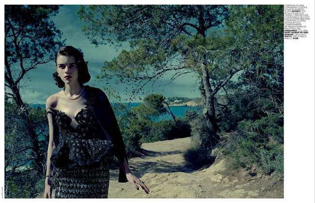 MARIE CLAIRE ITALIA- Antonia Wesseloh in Souvenir by Jacques Olivar. Elisabetta Massari, October 2013, www.imageamplified.com, Image amplified (8)