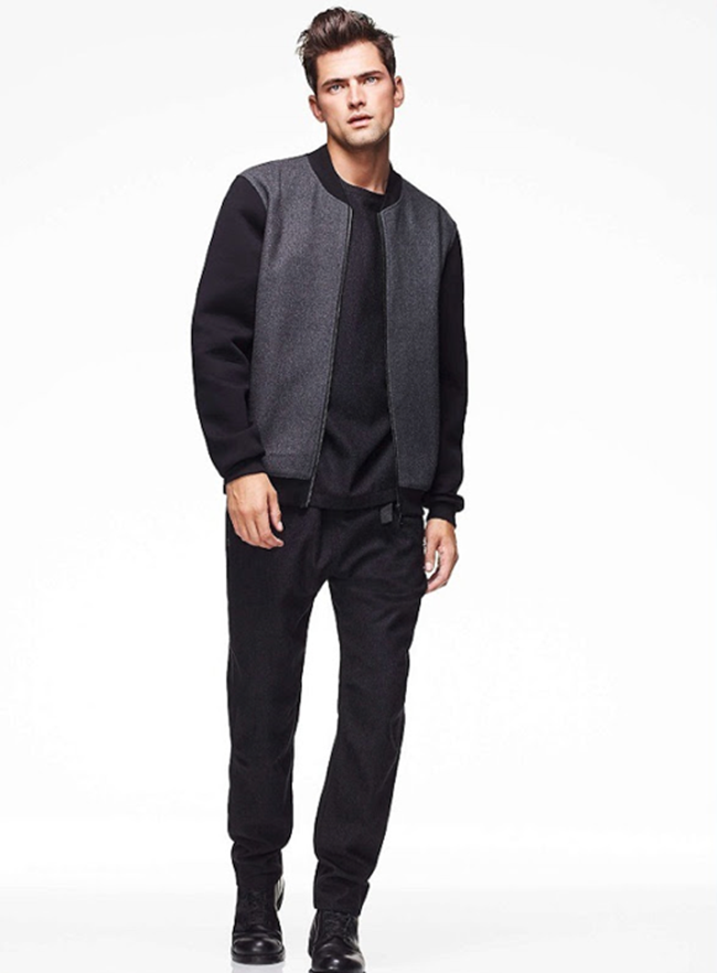 LOOKBOOK- Sean O'Pry for Simons Le 31 Urban. www.imageamplified.com, Image Amplified (2)
