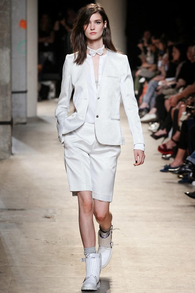 PARIS FASHION WEEK- Zadig & Voltaire Spring 2014. www.imageamplified.com, Image Amplified (10)