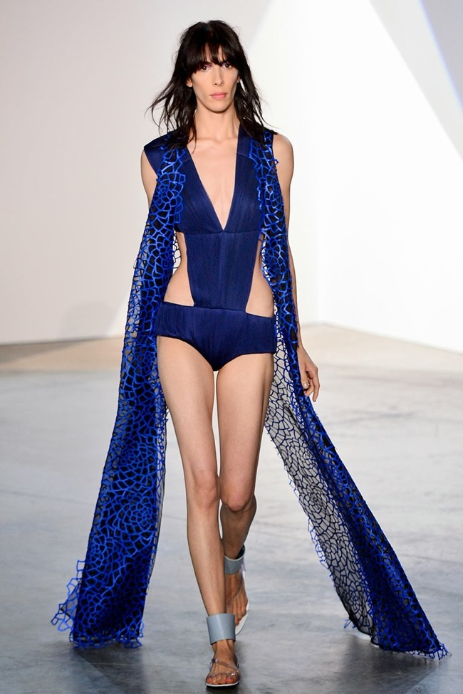 PARIS FASHION WEEK- Vionnet Spring 2014. www.imageamplified.com, Image Amplified (13)