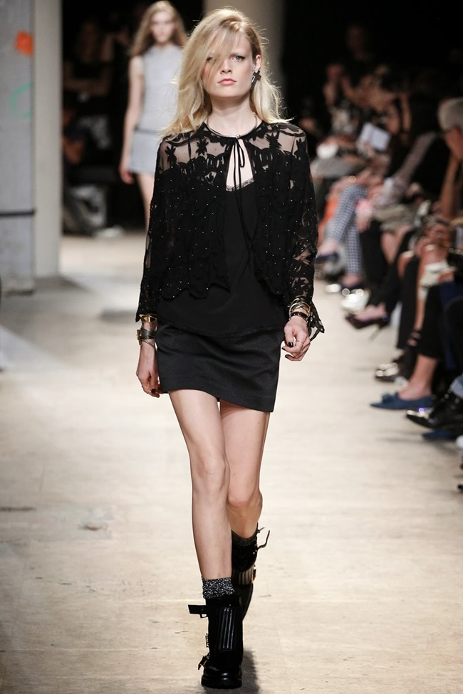 PARIS FASHION WEEK- Zadig & Voltaire Spring 2014. www.imageamplified.com, Image Amplified (22)