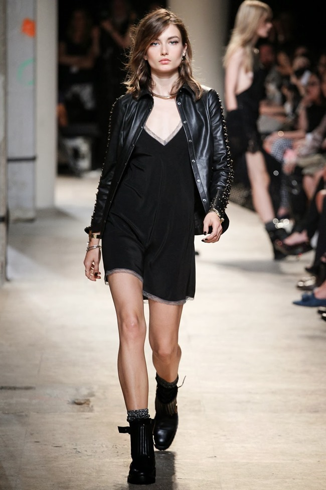 PARIS FASHION WEEK- Zadig & Voltaire Spring 2014. www.imageamplified.com, Image Amplified (24)