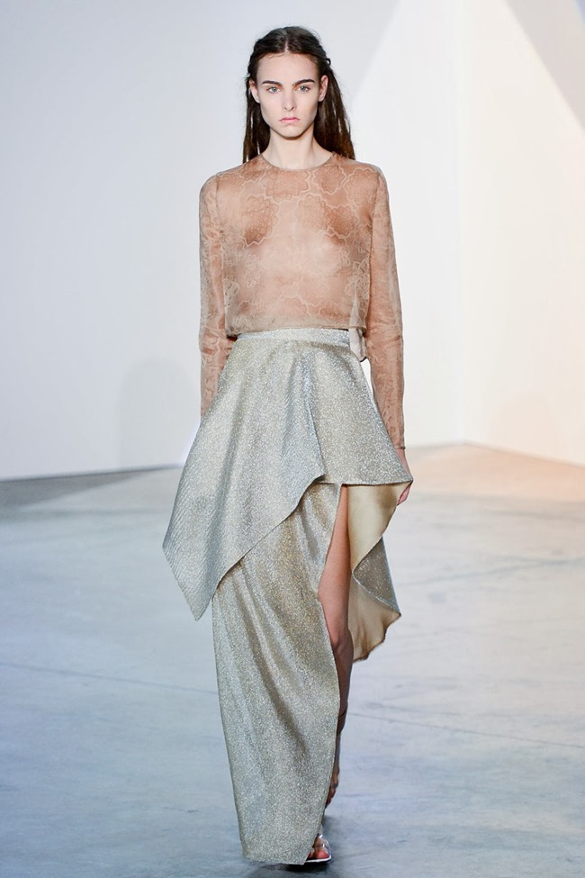 PARIS FASHION WEEK- Vionnet Spring 2014. www.imageamplified.com, Image Amplified (27)
