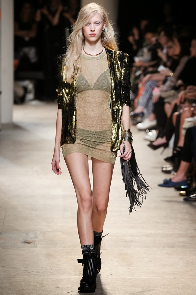 PARIS FASHION WEEK- Zadig & Voltaire Spring 2014. www.imageamplified.com, Image Amplified (32)